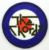 The Chords - 'Name' Printed Patch